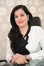 Sara Abdulrazak, Managing Director, Sisters beauty salons